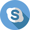 Skype Platform Icon Marketing