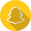 Snapchat Platform Icon Marketing